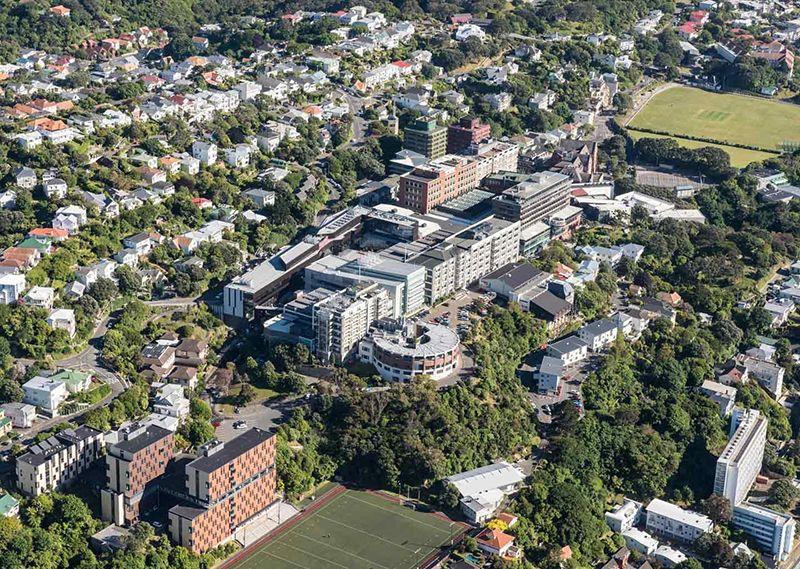 تحصیل در نیوزیلند - دانشگاه های نیوزیلند