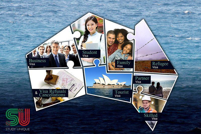 ویزاهای مهاجرت به استرالیا
