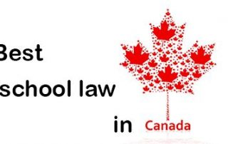 بهترین مدارس حقوق در کانادا