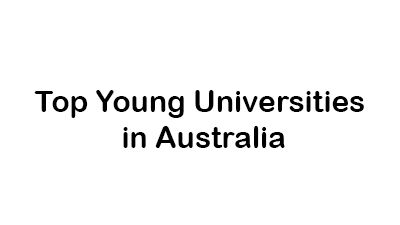 دانشگاه های جوان استرالیا