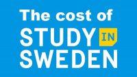 هزینه تحصیل در سوئد