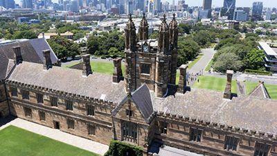 زیباترین دانشگاه های استرالیا