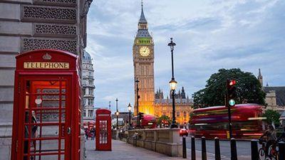 تحصیل در لندن