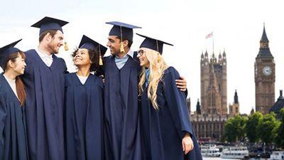 دانشجویان بین المللی انگلستان